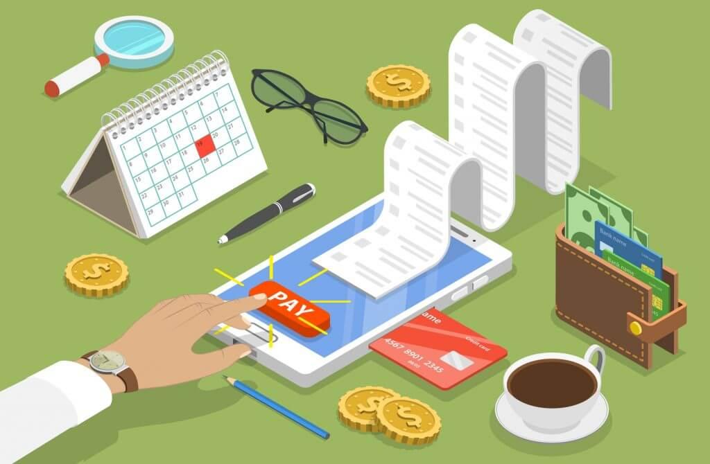 business bill payment